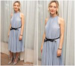 Saoirse Ronan in Calvin Klein @ 'Mary Queen of Scots' LA Press Conference