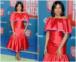Taraji  P. Henson In Carolina Herrera @ 'Ralph Breaks The Internet'  LA Premiere
