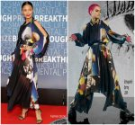 Thandie Newton in Schiaparelli @ 2019 Breakthrough Prize Ceremony
