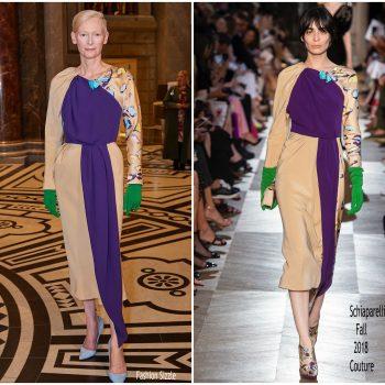 tilda-swinton-in-schiaparelli-haute-couture-wes-andersons-exhibition-opening