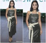 Vanessa Hudgens in Walk of Shame @ 'The Princess Switch' LA Special Screening