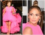 Jennifer Lopez In Giambattista Valli Haute Couture  @ 'Second Act' New York Premiere