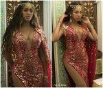 Beyonce Knowles In Abu Jani Sandeep Khosla @ Isha Ambani & Anand Piramal's Pre-Wedding Celebrations