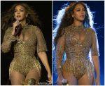 Beyonce Knowles In  Falguni Shane Peacock  @  Isha Ambani & Anand Piramal's Pre-Wedding Celebrations