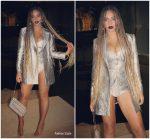 Beyonce Knowles In De Beauvoir – Instagram Pic