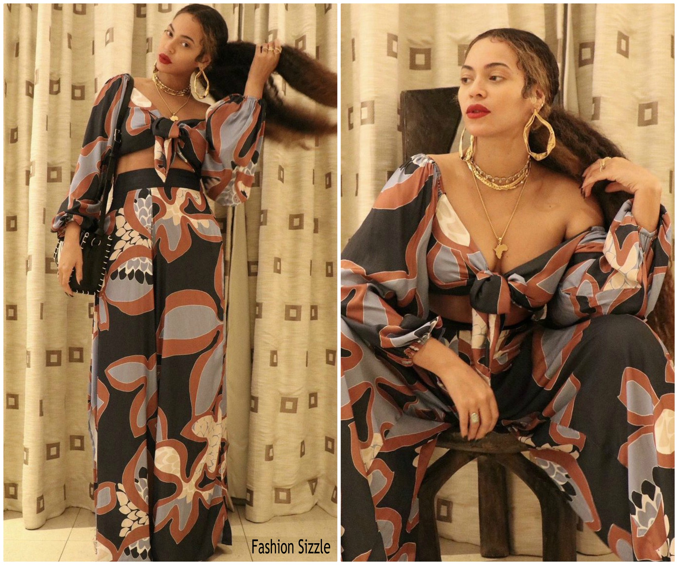 beyonce-knowles-in-tongoro-south-africa