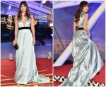 Dakota Johnson In Gucci  @ Marrakech International Film Festival Closing Ceremony