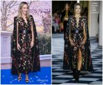 Emily Blunt In Zuhair Murad Couture @ 'Mary Poppins Returns' Paris Premiere