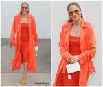 Jennifer Lopez In Alex Perry @ Despierta America