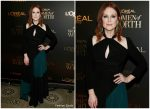Julianne Moore in Givenchy @  L'Oréal Paris Women of Worth Celebration