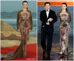 Juliette Binoche In Balmain @ 1st Hainan International Film Festival Closing Ceremony
