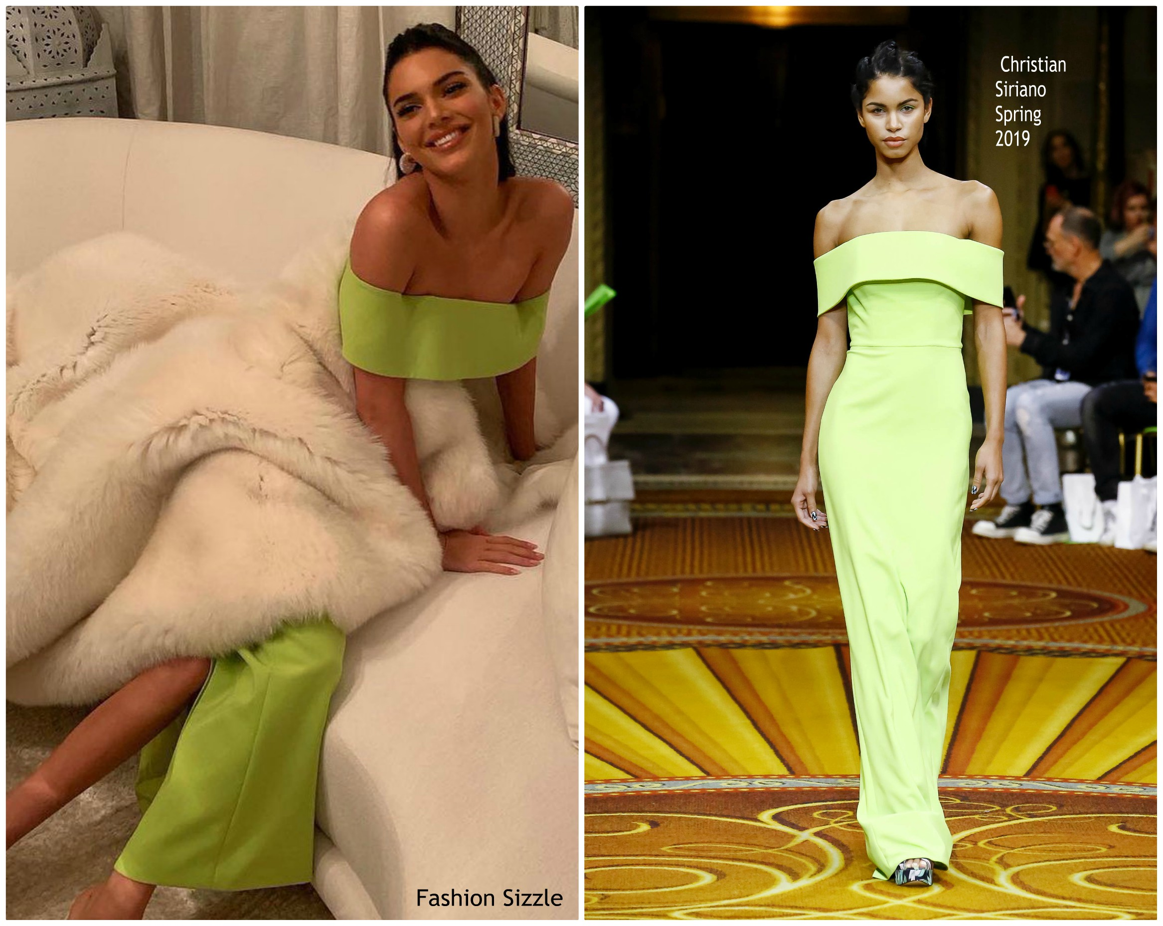 kendall-jenner-in-christian-siriano-kardashians-christmas-party-2018