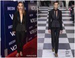 Natalie Portman in Christian Dior Haute Couture @ 'Vox Lux' LA Premiere