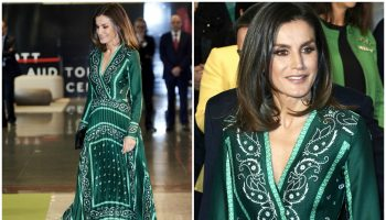 queen-letizia-of-spain-in-sandro-the-closue-of-afammer-international-congress