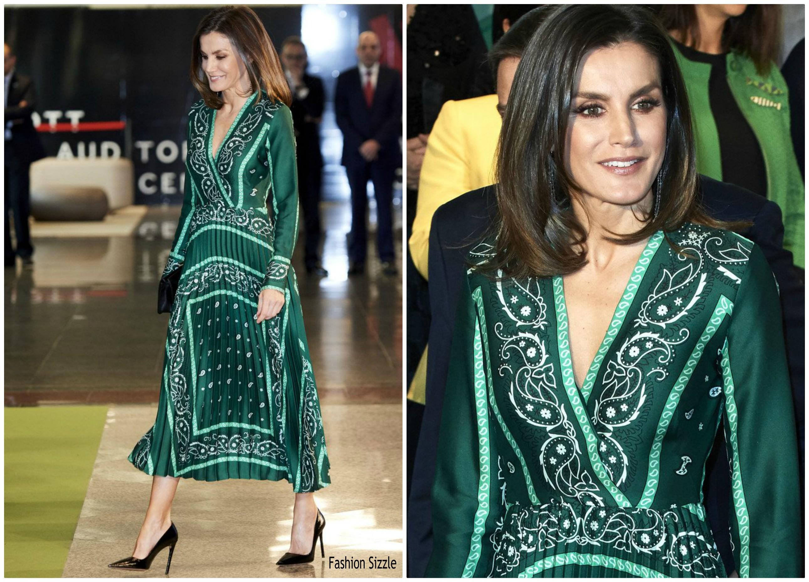 queen-letizia-of-spain-in-sandro-the-closue-of-afammer-international-congress