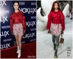 Raffey Cassidy In Louis Vuitton @ 'Vox Lux' LA Premiere