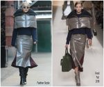 Rita Ora In Fendi leaving The Mercer Hotel in New York