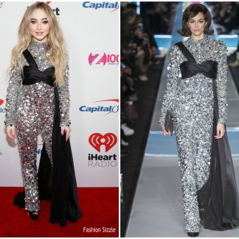 sabrina-carpenter-in-moschino-z100s-jinglw-ball2018
