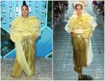 Tessa Thompson In Marc Jacobs @ 9th Annual Bombay Sapphire Artisan Series Finale