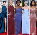2019 Golden Globe Awards Best Dressed