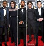 2019 Golden Globe Awards Menswear