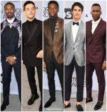 2019 SAG Awards Menswear Redcarpet