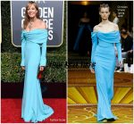 Allison Janney In Christian Siriano  @ 2019 Golden Globe Awards