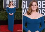 Amy Adams In Calvin Klein  @ 2019 Golden Globe Awards