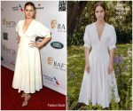 Amy Adams in Emilia Wickstead @ 2019 BAFTA Los Angeles Tea Party