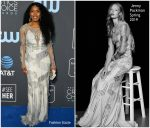 Angela Bassett in Jenny Packham @ 2019 Critics' Choice Awards