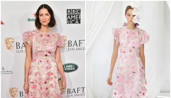 caitriona-balfe-in-delpozo-bafta-los-angeles-tea-party