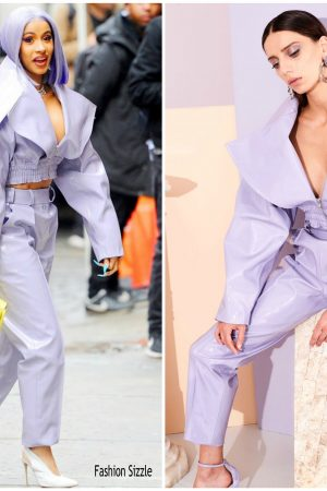 cardi-b-in-christian-siriano-out-in=new-york