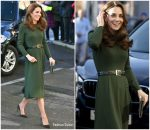 Catherine, Duchess of Cambridge In Beulah London @ Family Action Launch