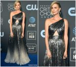 Charlize Theron In Givenchy @ 2019 Critics' Choice Awards
