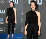 Claire Foy In Celine @ 2019 Critics' Choice Awards