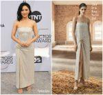 Constance Wu In Oscar de la Renta @ 2019 SAG Awards