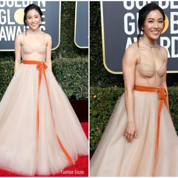 constance-wu-in-vera-wang-2019-golden-globe-awards