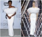 Danai Gurira In Ralph & Russo Couture @ 2019 SAG Awards