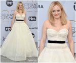 Elisabeth Moss In Monique Lhuillier @ 2019 SAG Awards