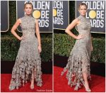 Emily Blunt In Alexander McQueen  @ 2019 Golden Globe Awards