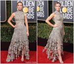 Emily Blunt In Alexander McQueen  @ 2019 Golden Globe Awards