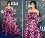 Gemma Chan In Jason Wu Collection @ 2019 Critics' Choice Awards