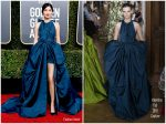 Gemma Chan In Valentino Haute Couture  @  2019 Golden Globe Awards