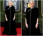 Glenn Close In Armani Privé  @ 2019 Golden Globe Awards