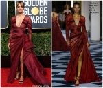 Halle Berry In Zuhair Murad Couture  @ 2019 Golden Globe Awards