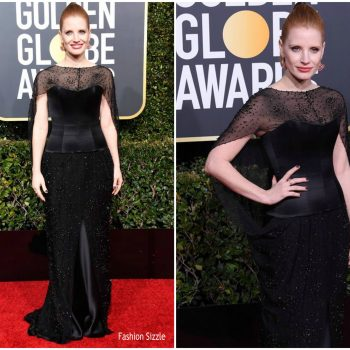 jessica-chastain-in-burberry-2019-golden-globe-awards
