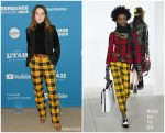 Kaitlyn Dever In Michael Kors Collection @ 'Them That Follow' Sundance Film Festival Premiere