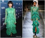 Kat Graham In Erdem @ Art Of Elysium 'Heaven' Gala