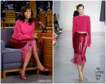Kerry Washington In Sally LaPointe  @ The Tonight Show Starring Jimmy Fallon