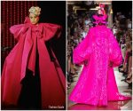 Lady Gaga In  Schiaparelli @ Jazz & Piano Residency